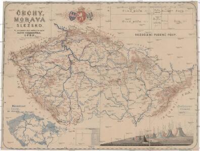 Čechy, Morava a Slezsko