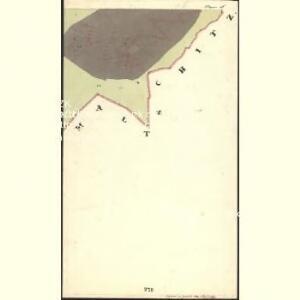 Priedhal - c6236-1-009 - Kaiserpflichtexemplar der Landkarten des stabilen Katasters