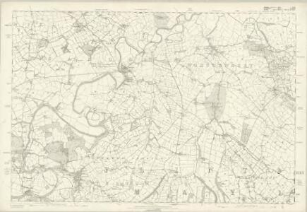 Flintshire XXII - OS Six-Inch Map