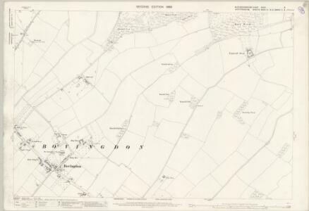 Buckinghamshire XXXIX.8 (includes: Bovingdon) - 25 Inch Map