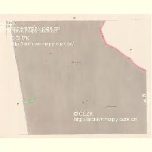 Mauth (Meyto) - c4930-1-008 - Kaiserpflichtexemplar der Landkarten des stabilen Katasters