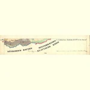 Sct. Katharina - c7582-1-011 - Kaiserpflichtexemplar der Landkarten des stabilen Katasters