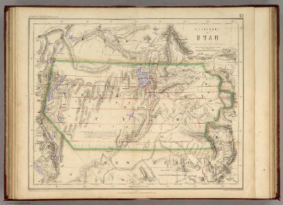 Territory Of Utah.