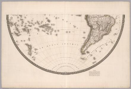 Southern Half, Western Hemisphere.