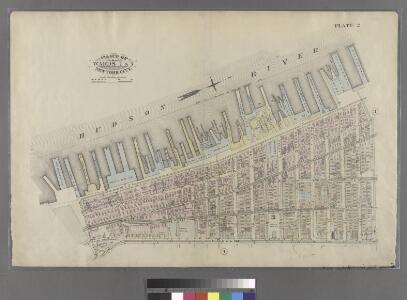 Part of Wards 1 & 3, New York City.