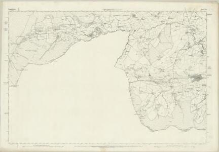 Denbighshire XXXI - OS Six-Inch Map