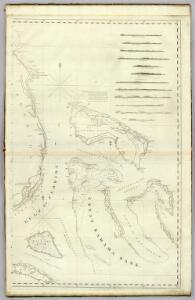 (The Bahama Banks and Gulf of Florida. East sheet)