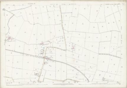 Yorkshire CCXLII.10 (includes: Halsam; Ottringham) - 25 Inch Map
