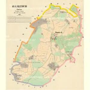 Damitsch - c1061-1-001 - Kaiserpflichtexemplar der Landkarten des stabilen Katasters