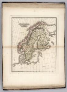 Sweden, Denmark, Norway and Finland.