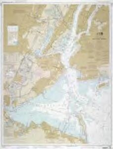 United States--east coast, New York--New Jersey, New York Harbor / Coast Survey.