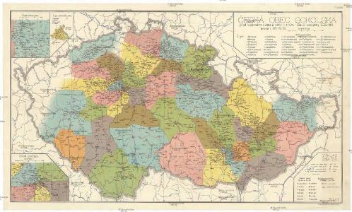 Česká obec sokolská před vzplanutím světové války v r. 1914