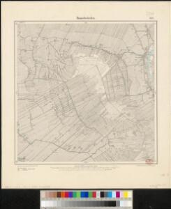 Meßtischblatt 832 : Hamelwörden, 1898