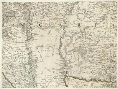 Augustissimo Romanor. Imperatori Iosepho I. Hungaria Regi Invictissimo Mappam Hanc Regni Hungariae