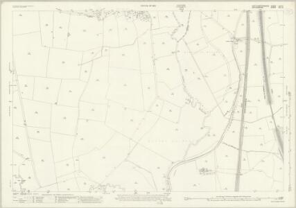 Oxfordshire XVI.2 (includes: Aynho; Deddington; North Aston; Souldern) - 25 Inch Map