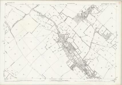 Buckinghamshire XXXVII.2 (includes: Longwick cum Ilmer) - 25 Inch Map