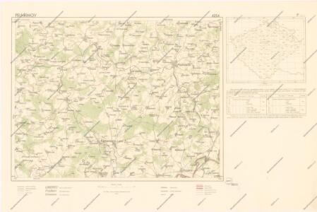 Mapy plánování ČSR