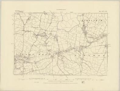 Somerset XXVI.SE - OS Six-Inch Map