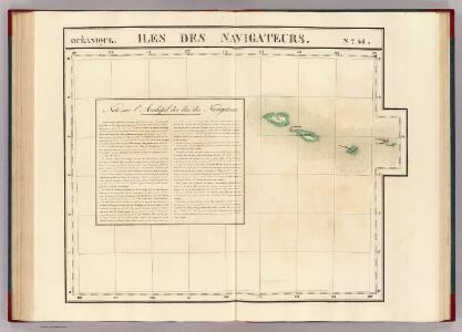 Iles des Navigateurs. Oceanique no. 41.