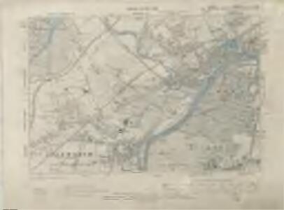 Surrey I.SE - OS Six-Inch Map
