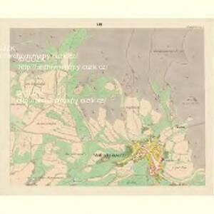 Königswarth - c3820-1-011 - Kaiserpflichtexemplar der Landkarten des stabilen Katasters