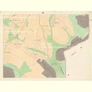 Chlumetz - c2522-1-008 - Kaiserpflichtexemplar der Landkarten des stabilen Katasters