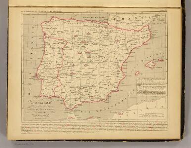 L'Espagne 1492 a 1640.