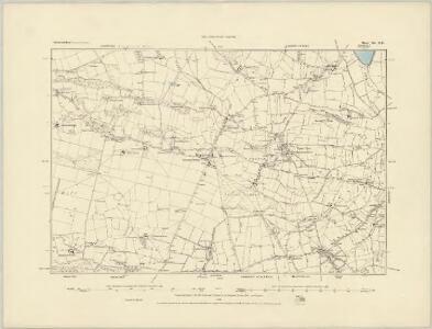 Somerset XI.NW - OS Six-Inch Map