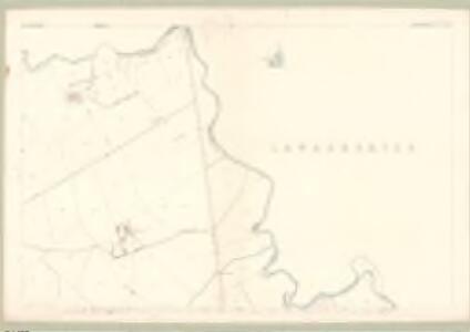 Renfrew, Sheet XVII.10 (Eaglesham) - OS 25 Inch map