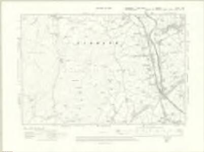 Yorkshire XLVIII.SW - OS Six-Inch Map