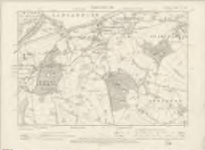Cheshire XVI.SE - OS Six-Inch Map