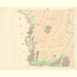 Altendorf (Stara Wes) - m2846-1-006 - Kaiserpflichtexemplar der Landkarten des stabilen Katasters