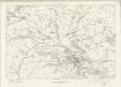 Northumberland nXCI - OS Six-Inch Map