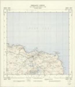 SH49 - OS 1:25,000 Provisional Series Map