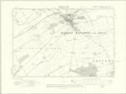 Yorkshire CCIX.NW - OS Six-Inch Map