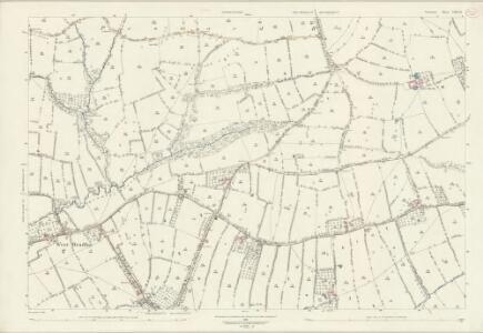 Somerset LIII.10 (includes: East Pennard; West Bradley; West Pennard) - 25 Inch Map