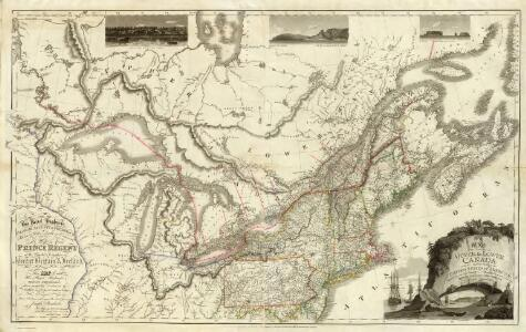 Composite: Upper, Lower Canada; United States &c.
