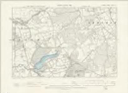 Surrey XXXIX.SE - OS Six-Inch Map