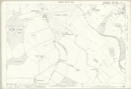 Hertfordshire XXXVIII.5 (includes: Bovingdon; Chesham; Latimer) - 25 Inch Map
