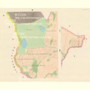 Zischow - c9453-1-002 - Kaiserpflichtexemplar der Landkarten des stabilen Katasters
