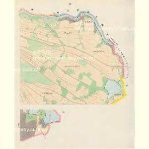 Platz - c7407-1-004 - Kaiserpflichtexemplar der Landkarten des stabilen Katasters