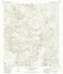 Agua Adentro Mountain