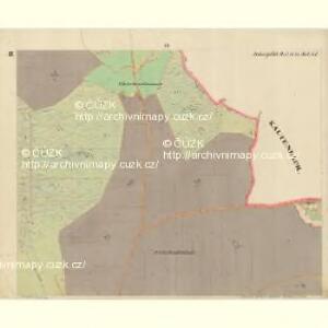 Aussergefild - c3755-1-002 - Kaiserpflichtexemplar der Landkarten des stabilen Katasters