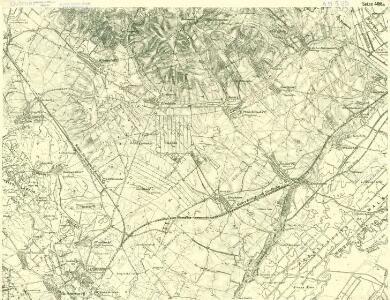 III. vojenské mapování 4458/3