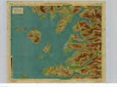 Arisaig & Rum, Sheet 14  - Bartholomew's