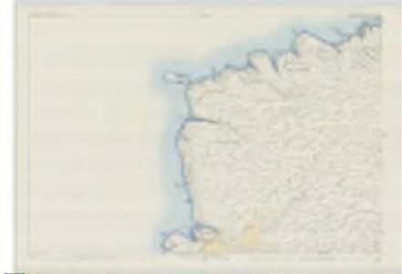 Argyll and Bute, Sheet CXCVI.2 (Kilchoman) - OS 25 Inch map