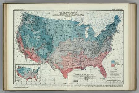 Average Dates of Last Killing Frost in Spring.  Atlas of American Agriculture.
