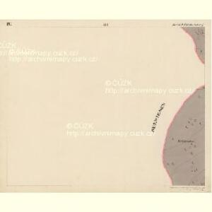 Haid - c9266-1-004 - Kaiserpflichtexemplar der Landkarten des stabilen Katasters