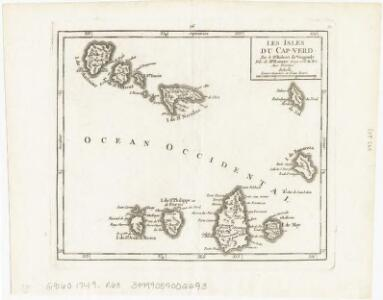 Les Isles du Cap-Verd