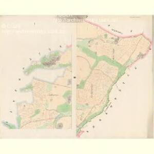 Neprachow - c5046-1-001 - Kaiserpflichtexemplar der Landkarten des stabilen Katasters